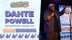 Dante Powell Live Album Recording Presented by Floodwater #1 @ The Mill