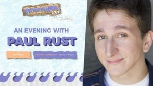 An Evening with Paul Rust Presented by Floodwater @ The Mill
