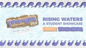 Rising Waters: A Student Showcase @ Iowa City Yacht Club