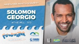 Solomon Georgio Presented by Floodwater @ The Mill