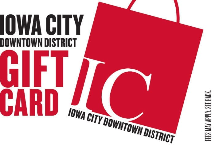 6f49d403783f1 Downtown Giftcard   Iowa City Downtown District