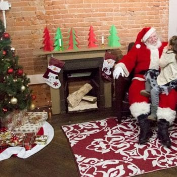 Which Organization Tracks Santas Flight On Christmas Eve.Tis The Season Iowa City Downtown District