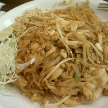 TRaditional Thai Cuisine in Downtown Iowa City